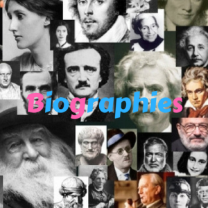 Biographies, Diaries and True Accounts