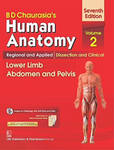Bdaurasias Human Anatomy Regional Applied Dissection And Clin